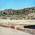 1009.010 Fort Davis Texas In Color by M K Miller