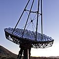 12m Gamma-ray Reflector Telescope by Inga Spence