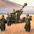 1-190th Artillery by Scott Robertson