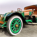 1914 Renault Type Ef Victoria by Marcia Colelli