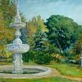 1917 Sergey Vinogradov by Eloisa Mannion