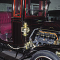 1919 Ford Model-t by Sally Weigand