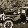 1924 Buick Duchess Antique Vintage Photograph Fine Art Prints 10 by M K Miller