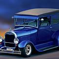 1928 Ford Tudor Sedan II by Dave Koontz