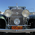 1931 Cadillac Automobile by Kevin McCarthy