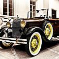 1931 Ford Phaeton by Marcia Colelli