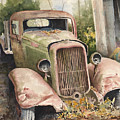 1934 Dodge Half-ton by Sam Sidders