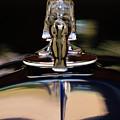 1934 Packard Hood Ornament 3 by Jill Reger