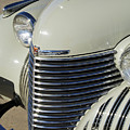 1940 Cadillac 60 Special Sedan Grille by Jill Reger