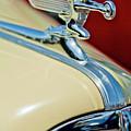 1940 Packard Hood Ornament by Jill Reger