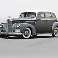 1941 Packard 120 Sedan I by Dave Koontz