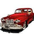 1946 Lincoln Continental Mk I by Jack Pumphrey