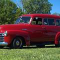 1953 Chevrolet Suburban by Tim McCullough