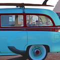 1954 Pontiac Chieftain Station Wagon by Bill Owen