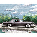 1956  Lincoln Continental Mk II by Jack Pumphrey