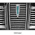 1959 Edsel by  Onyonet  Photo Studios