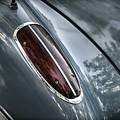 1960 Chevrolet Corvette Taillight by Nick Gray