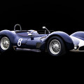 1960 Maserati T61 Racecar by Dave Koontz
