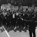 1963 March On Washington. Famous Civil by Everett