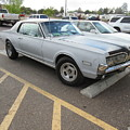1968 Mercury Cougar Xr7 by Frederick Holiday