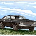 1970 Dodge Challenger by Jack Pumphrey
