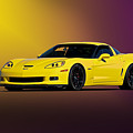 2008 Corvette Z06 Coupe by Dave Koontz