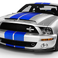 2008 Shelby Ford Gt500kr by Oleksiy Maksymenko