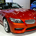 2014 Bmw Z4 Roadster Sdrive35is by Alan Look