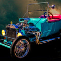 23 T Hot Rod In The Sky by Chas Sinklier