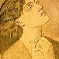 41147 Dante Gabriel Rossetti by Eloisa Mannion