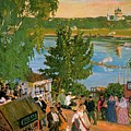 43785 Boris Kustodiev by Eloisa Mannion