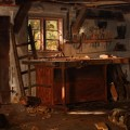 A Carpenter's Workshop by Christen Dalsgaard