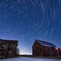 A Cold Winter Night by Robert Fawcett
