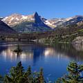 A Glacier Lake by Ann Keisling