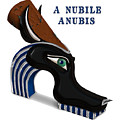 A Nubile Anubis by GOP Art