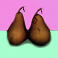 A Pair Of Pears by Madeline Ellis