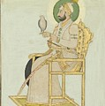 A Portrait Of Muhammad Shah by Eastern Accents