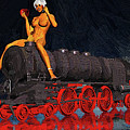 A Surrealist Lady Chatterley by Silvano Franzi