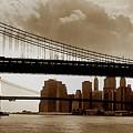 A Tale Of Two Bridges by Joann Vitali