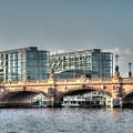 A View Under The Bridge by Uri Baruch
