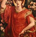 A Vision Of Fiammetta by Dante Gabriel Rossetti