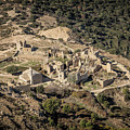 Abandoned Village Of Occi And The Coast Of Corsica by Jon Ingall
