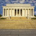 Abraham Lincoln Memorial  by Susan Candelario
