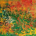 Abstract Art by Rahat Kazmi
