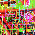 Abstract Colorful by Maria Rom