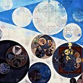 Abstract Painting - San Marino by Vitaliy Gladkiy
