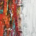 Abstraction by Karina MIKULSKAIA