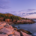 Acadia Sunrise by Sharon Seaward