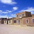 Acoma Pueblo by Buddy Mays