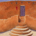 Acoma Steps by Jerry McElroy